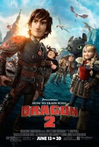 dragon 2 poster